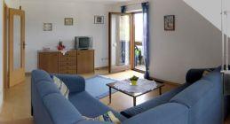 Ferienwohnung Haus - Wohnzimmer