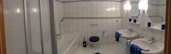 Ferienwohnung Haus - Bad